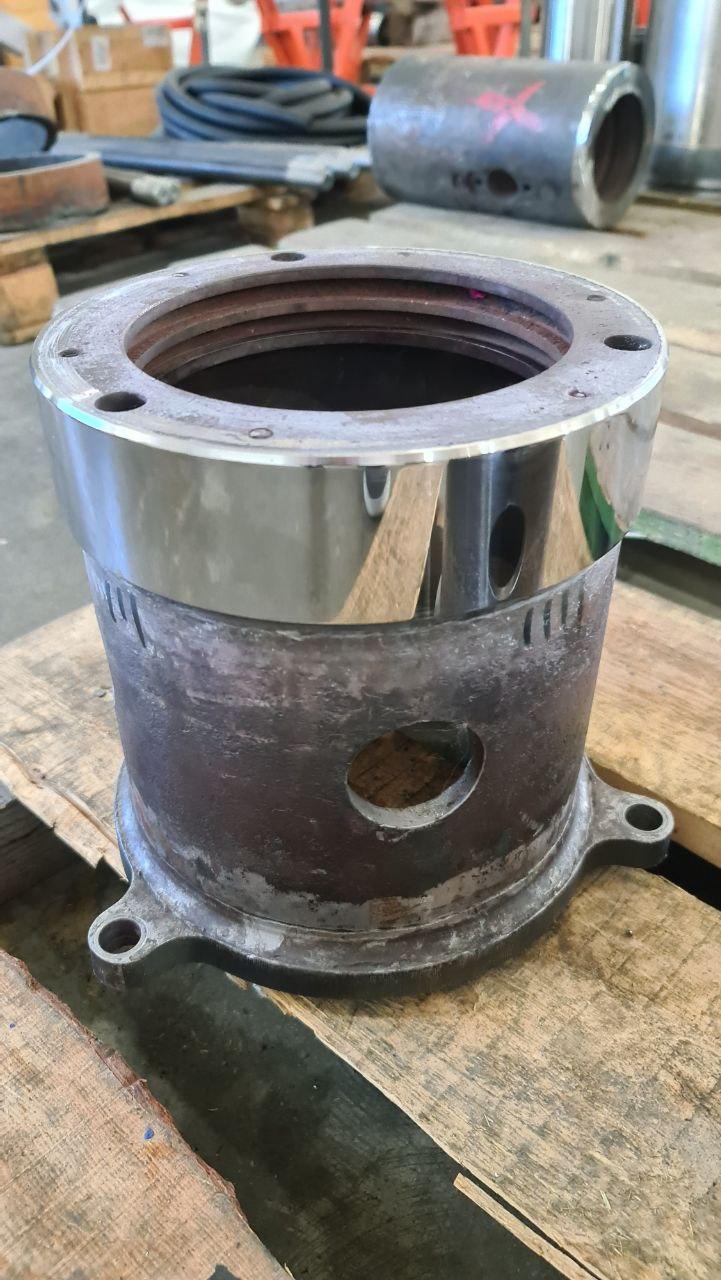 Пример ремонта деталей систем верхнего привода